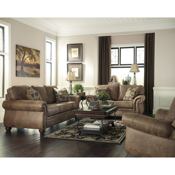 Neston Reclining Configurable Living Room Set