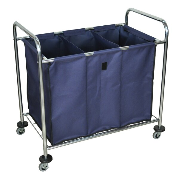 Industrial Laundry Sorter by Luxor