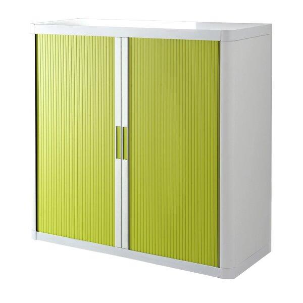 EasyOffice 2 Door Storage Cabinet by Paperflow