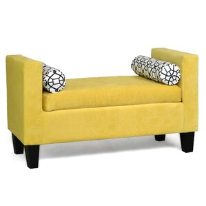 Ayn Upholstered Bench by Zipcode Design