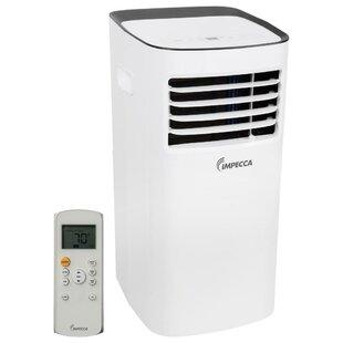 8,000 BTU Portable Air Conditioner with Remote by Impecca USA