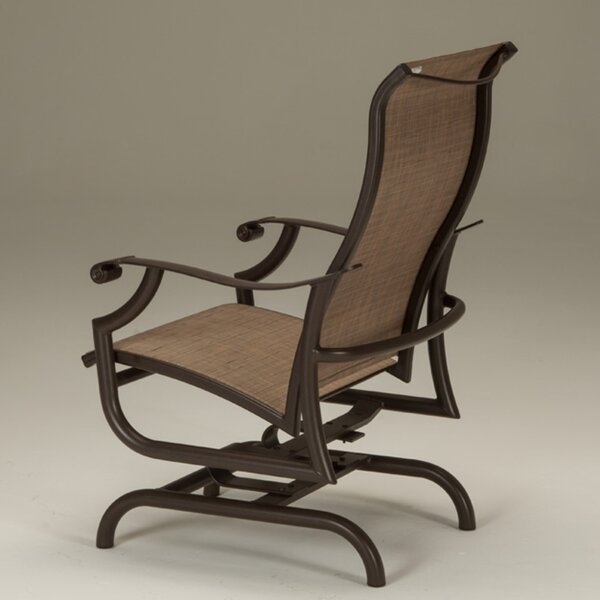 Montreux II Sling Action Patio Chair by Tropitone Tropitone