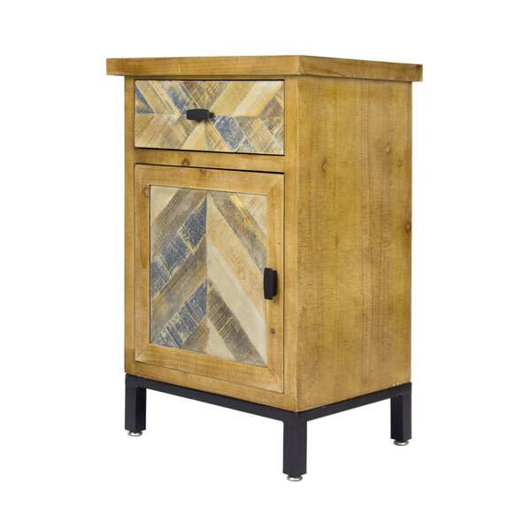 Dev 1 Door Accent Cabinet by Union Rustic Union Rustic