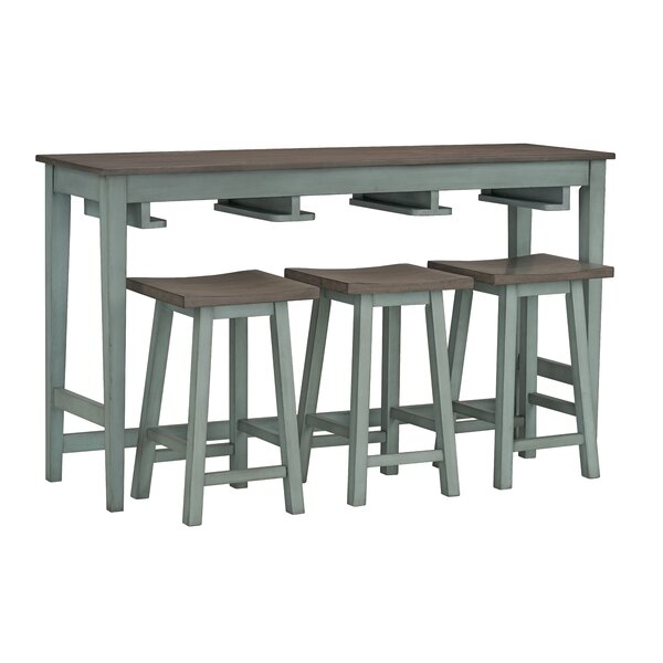 Atti 4 Piece Counter Height Dining Set By Gracie Oaks