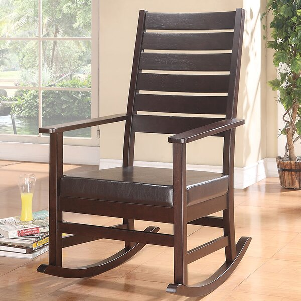 Cloris Rocking Chair by A&J Homes Studio