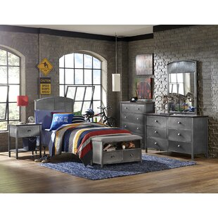 Albert Panel 6 Piece Bedroom Set By Viv + Rae