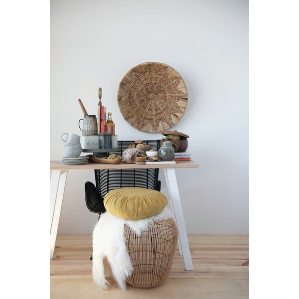 Spofford Drum End Table by Bay Isle Home Bay Isle Home