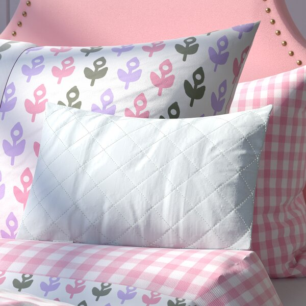 Antonia My First Pillow Hypoallergenic Toddler Pillow by Viv + Rae