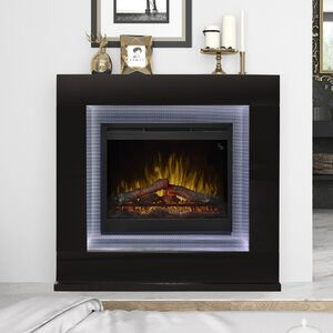 Mantel Electric Fireplace