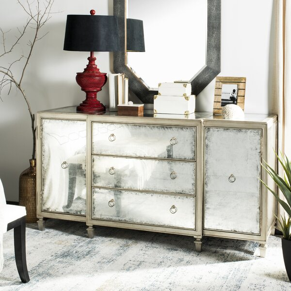 South Lyon 3 Drawer Dresser by One Allium Way