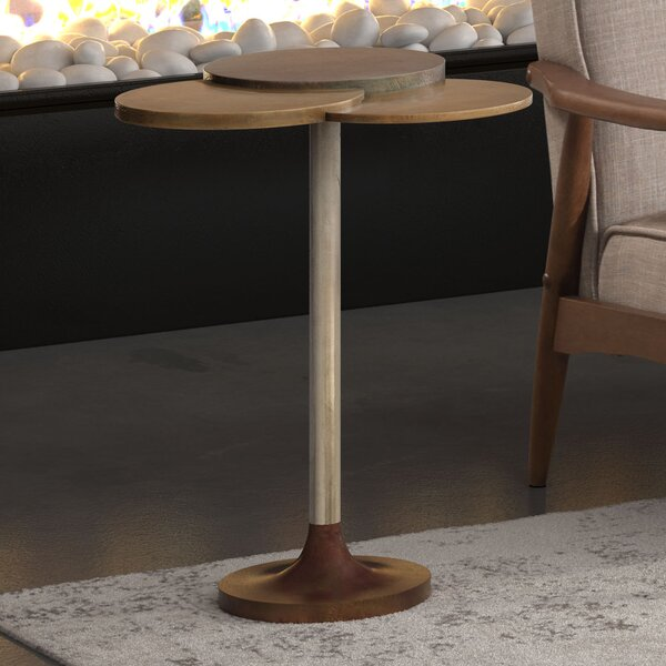 Halpern End Table by Latitude Run Latitude Run