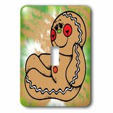 Gingerbread Plates Wayfair
