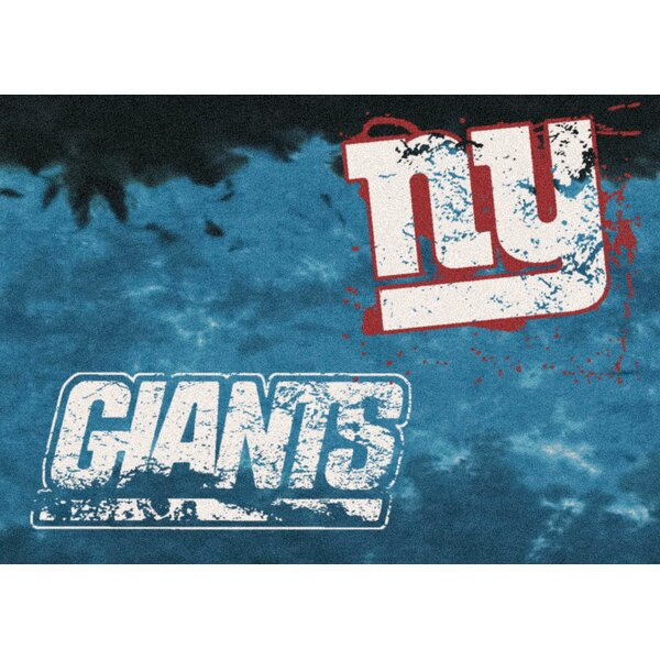 NFL Team Fade Novelty Rug by My Team by Milliken