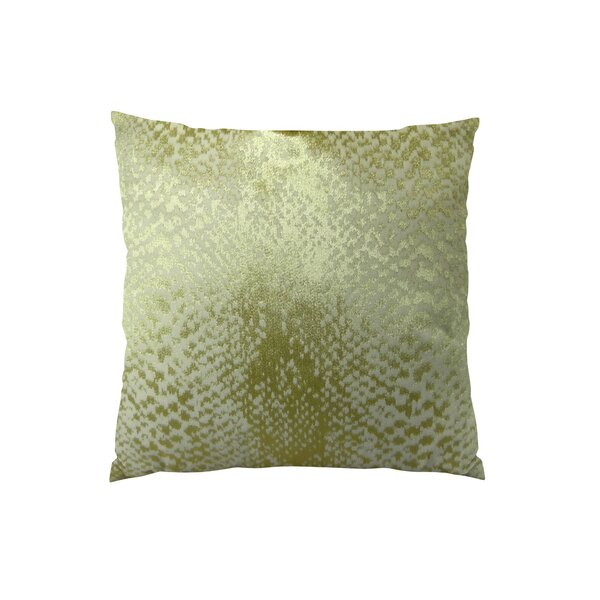 Hidden World Handmade Throw Pillow by Plutus Brands