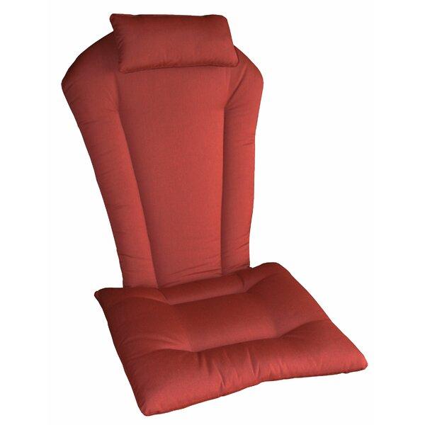 Jaime Indoor/Outdoor Adirondack Chair Cushion
