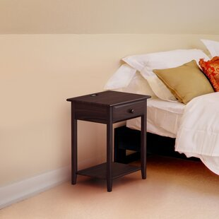 1 Drawer Nightstand By Stony-Edge LLC