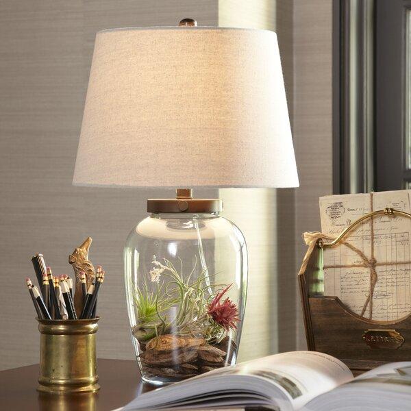 Wallington Glass Table Lamp by Birch Lane™
