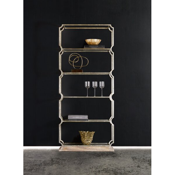 Melange Etagere Bookcase by Hooker Furniture