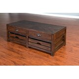 Wilfried Coffee Table with Storage by Gracie Oaks