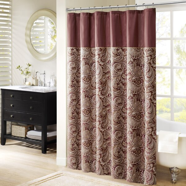 Pokanoket Shower Curtain by Alcott Hill