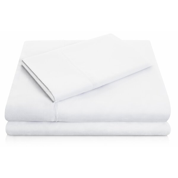 Brushed Polyester Pillowcase Set by Alwyn Home