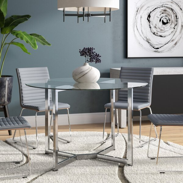 Nova Dining Table by Wade Logan