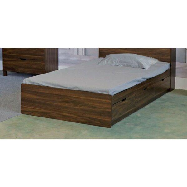 Anaya Storage Standard Bed by Trule Teen