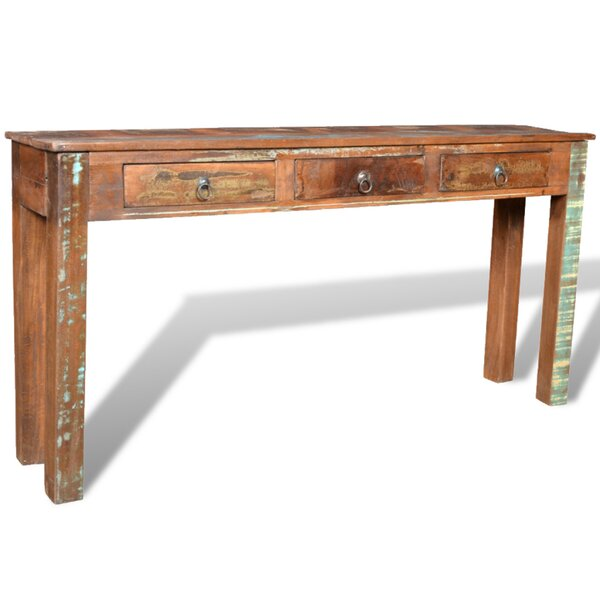 Console Table By World Menagerie