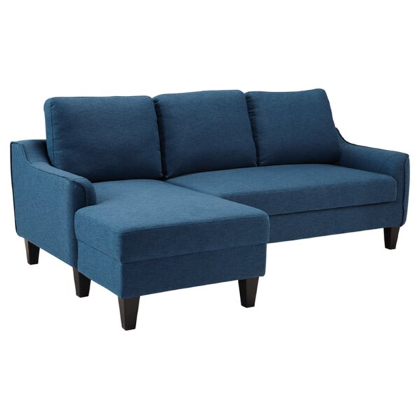 Bryton Left Hand Facing Sleeper Sectional