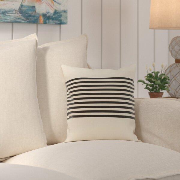 Pea Ridge Throw Pillow by Beachcrest Home