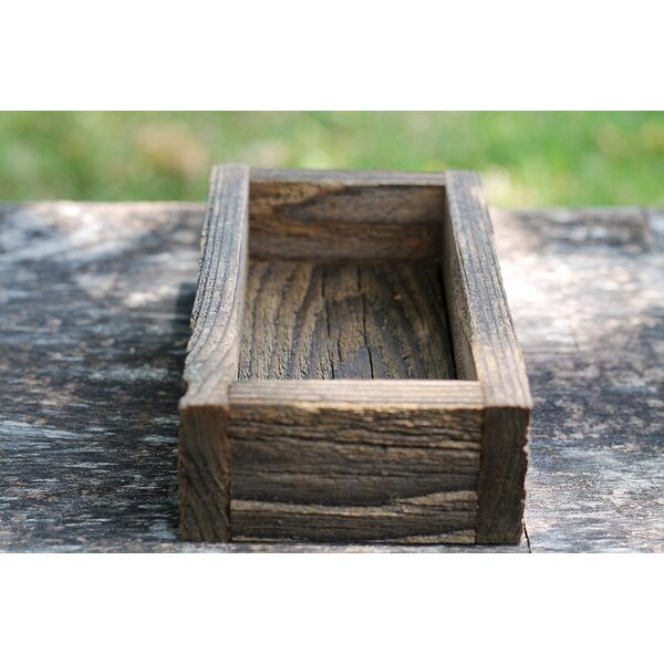 Belair Wood Planter Box by Loon Peak