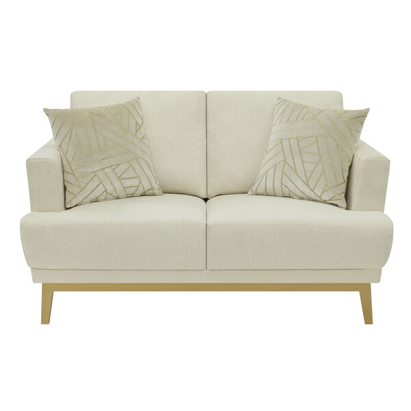 Tehama Upholstered Loveseat by Mercer41