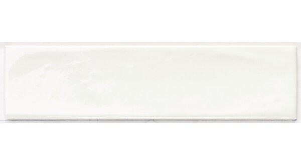 Mason 3 x 6 Ceramic Subway Tile in Pure White by Walkon Tile