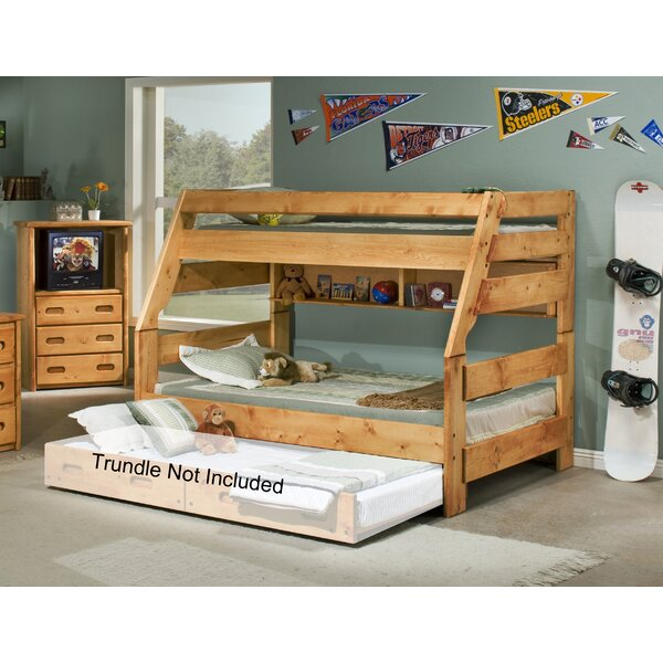 Alika Twin Over Full Bunk Bed By Harriet Bee