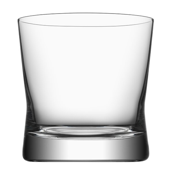 Sky Double Old Fashioned 12 oz. Crystal Cocktail Glass (Set of 4) by Orrefors