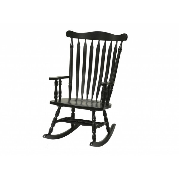 Artlone Rocking Chair By Canora Grey