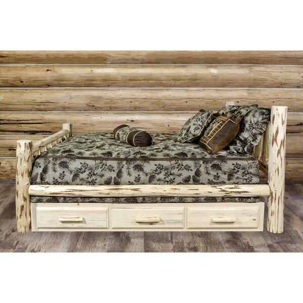Abordale Storage Standard Bed by Loon Peak