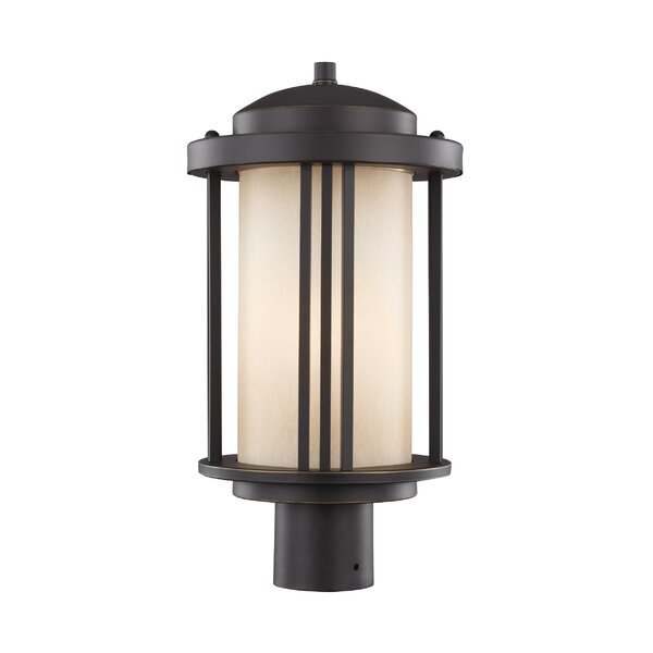 Dunkley Outdoor 1-Light Lantern Head by Darby Home Co