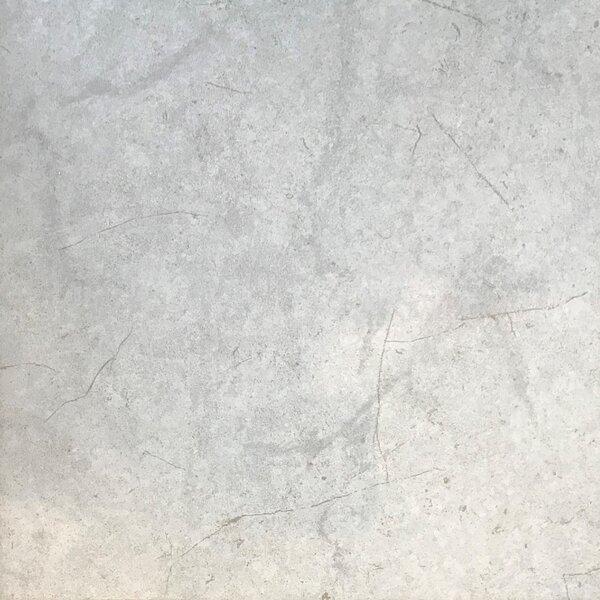 18 x 18 Ceramic Field Tile in Gray by Travis Tile Sales
