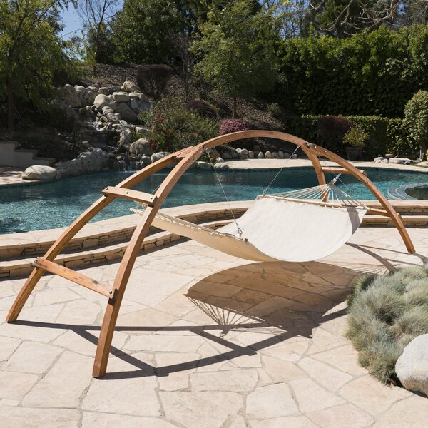Criswell Hammock with Stand by Foundry Select