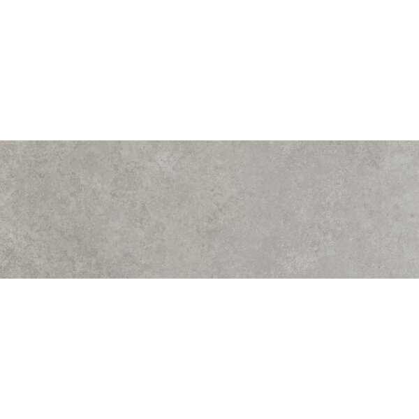 Beton 8 x 24 Porcelain Field Tile in Gris by The Bella Collection