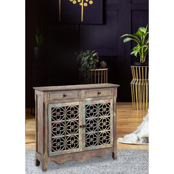 Byrone 2-door 2-drawer Cabinet by Bloomsbury Market