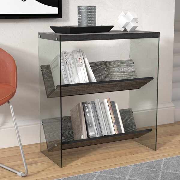 Daria Standard Bookcase by Wade Logan| @ $105.99