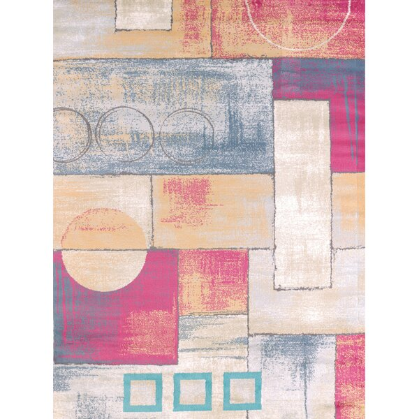 Modern Texture Abstract Area Rug by United Weavers of America