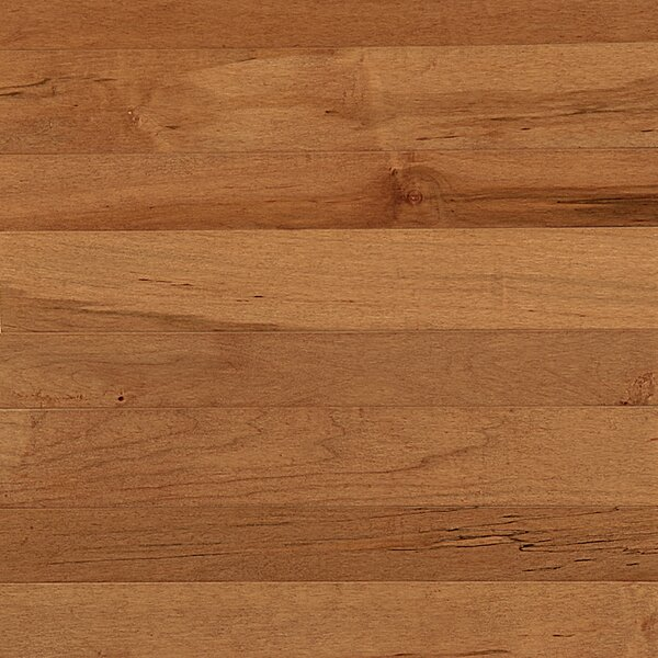 Specialty 3-1/4 Engineered Maple Hardwood Flooring in Maple Tumbleweed by Somerset Floors