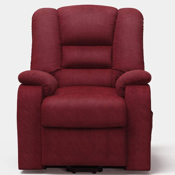 Galbraith Upholstered Fabric Power Lift Assist Recliner W001850652