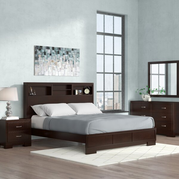 Voigt Standard 4 Piece Bedroom Set by Brayden Studio