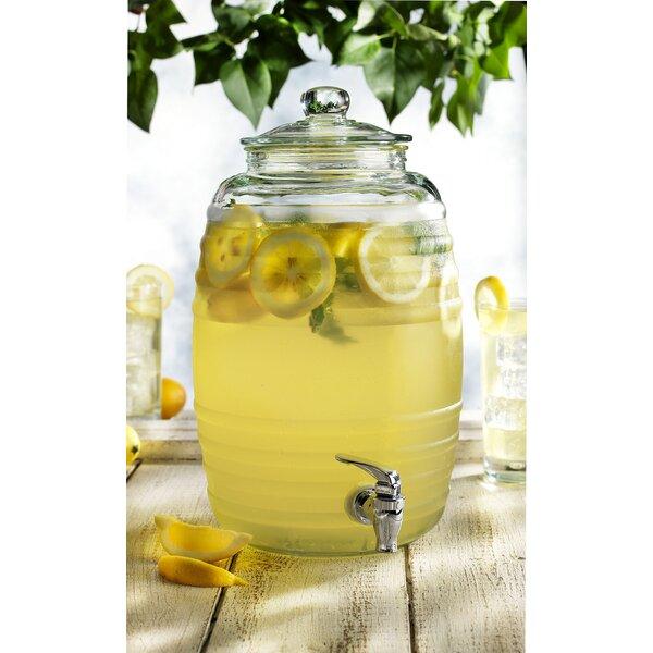 Gracie Oaks Hammersmith 320 Oz. Beverage Dispenser & Reviews by Gracie Oaks