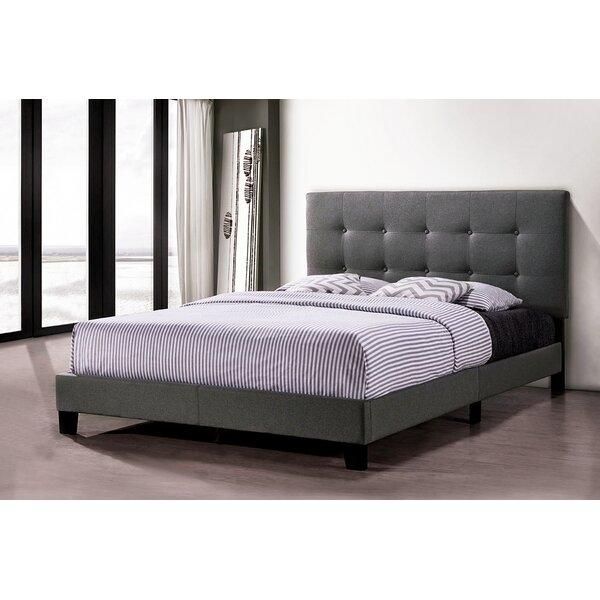 Helper Low Profile Platform Bed by Red Barrel Studio Red Barrel Studio