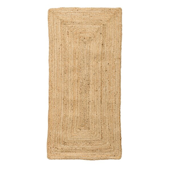 Powley Natural Area Rug by Bungalow Rose